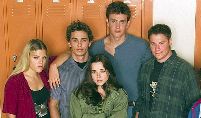 Freaks and Geeks comes to All4 | The week's comedy on demand