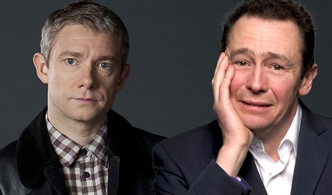 Filming starts on Ghost Stories | With Martin Freeman and Paul Whitehouse