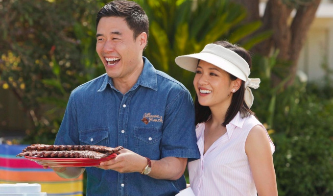 'That we speak with accents isn't a funny thing' | The star of 5Star's Fresh Off The Boat on representing real Asian-Americans on TV