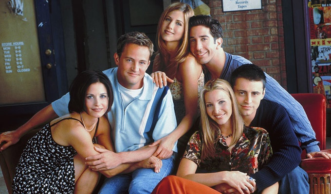 We'll STILL be there for you | Friends tops poll of most rewatched Netflix shows