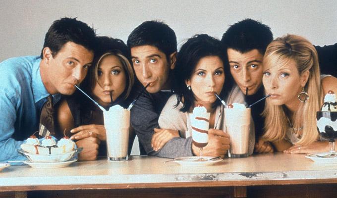 Friends cast 'set to reunite' : News 2019 :     Chortle : The UK Comedy Guide