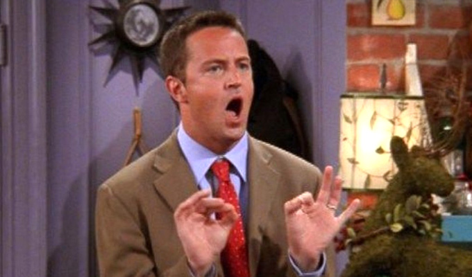 The one with the really bad idea | Matthew Perry reveals his most hated Friends storyline