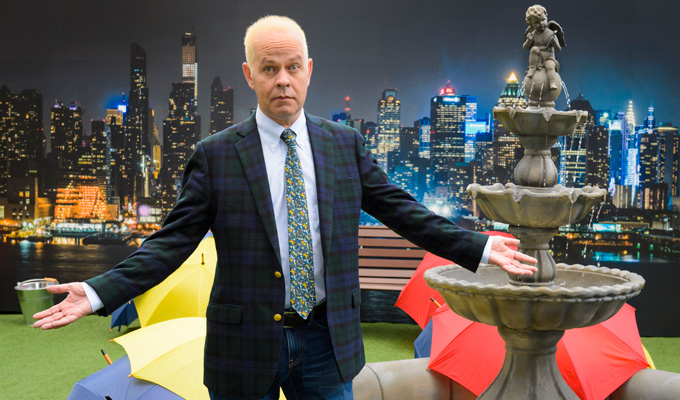 'Gunther' launches FriendsFest | First look at London 'experience'