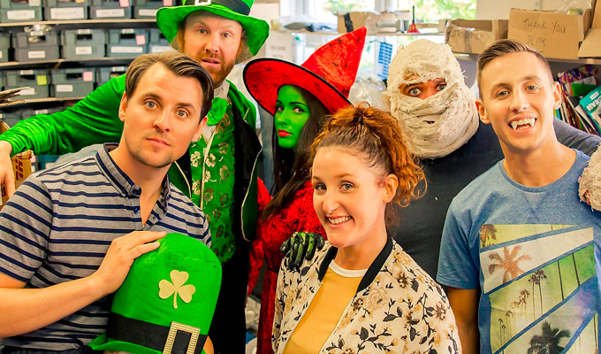 The scary six | BBC releases comedy-horror shorts from Northern Ireland