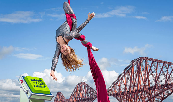 Edinburgh Fringe claims record box office again | More than 3million tickets sold