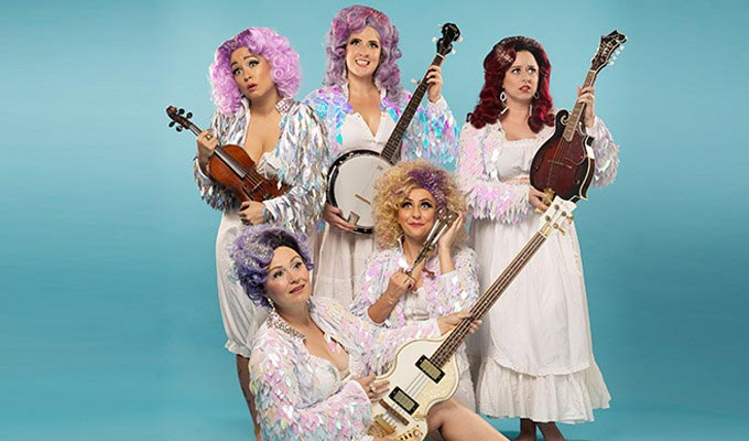Fringe Wives Club: Glittergrass | Melbourne International Comedy Festival review