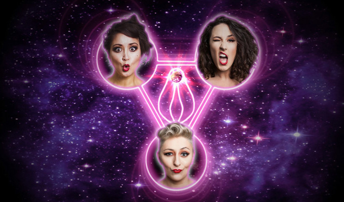 Fringe Wives Club - Glittery Clittery: A ConSENSUAL Party | Review by Steve Bennett at the Melbourne International Comedy Festival