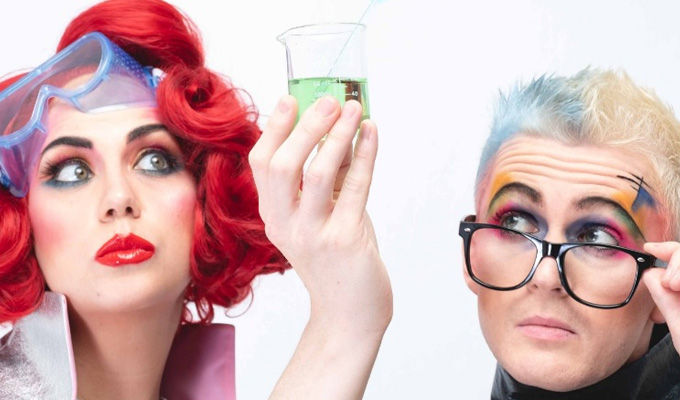 Frisky & Mannish: Pop Lab | Gig review by Steve Bennett at the Y Theatre, Leicester
