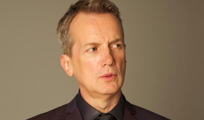 Frank Skinner announces Edinburgh Fringe run | Ahead of his autumn Showbiz tour