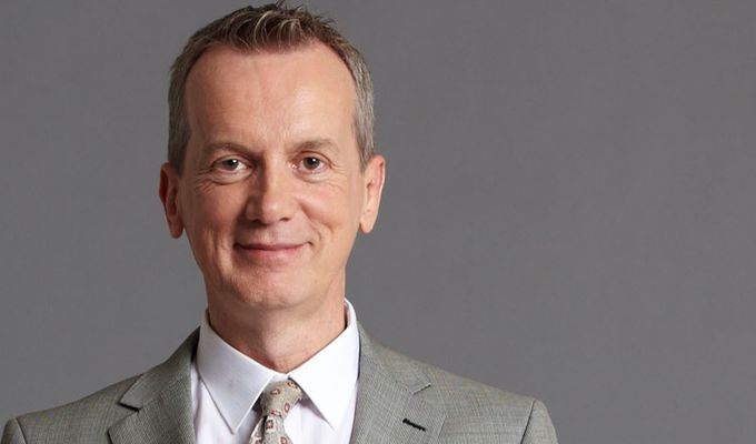 Frank Skinner's new stand-up show | A tight 5: September 12