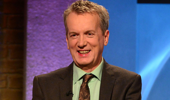 Frank Skinner: Drink made me hallucinate spiders | Comic discusses addiction with Frankie Boyle