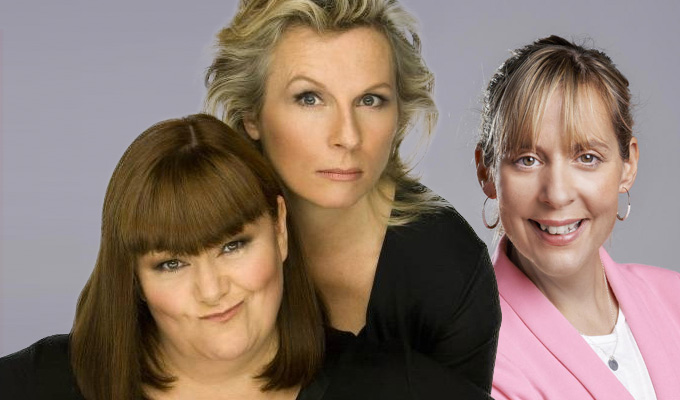 French and Saunders... and Giedroyc | The best of the week's live comedy