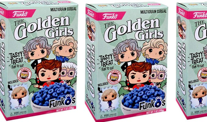 Forget Golden Grahams, try Golden Girls cereal | ...it's even been given a blue rinse!