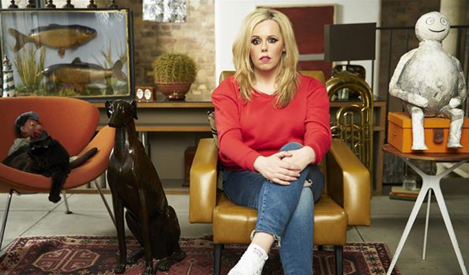 'She could be me if the comedy hadn't worked out...' | Roisin Conaty on her new sitcom GameFace