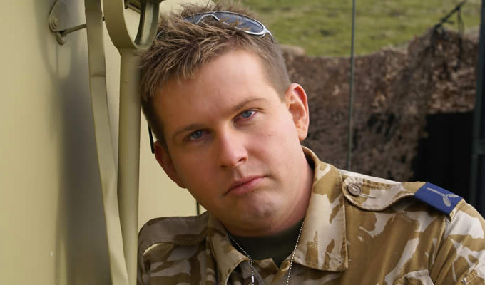 Gary: Tank Commander to sing at the Proms | Greg McHugh to take the stage in Glasgow