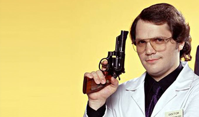 Own Dr Rick Dagless's labcoat | Garth Marenghi curio sold for Grenfell Tower