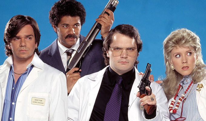 Own a piece of Garth Marenghi | A tight 5: August 27