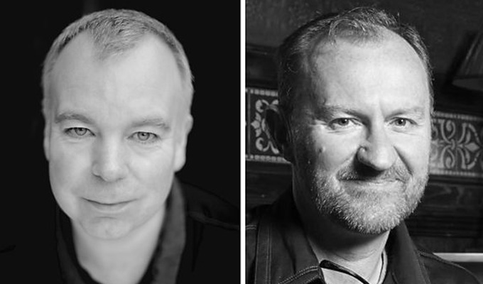 Another League Of Gentlemen reunion... of sorts | Mark Gatiss and Steve Pemberton join Reece Shearsmith in Good Omens