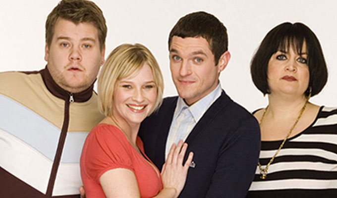 Filming starts on Gavin & Stacey Christmas special | Locals tweet the stars at work in Barry