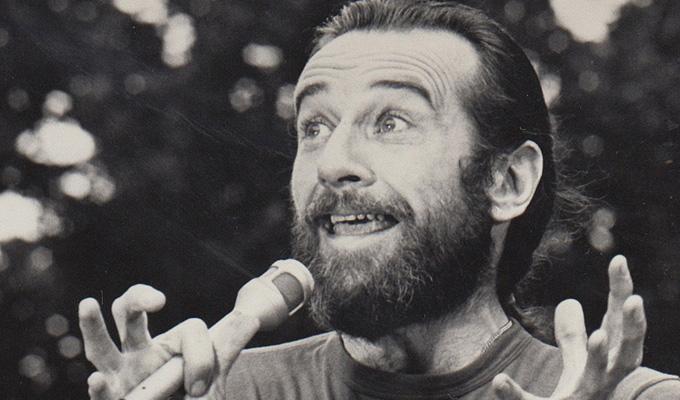 Rare George Carlin material released | And his daughter's writing a memoir