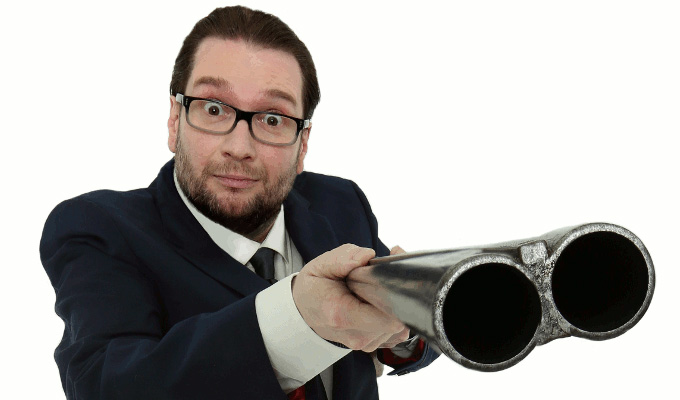 Gary Delaney announces Gagster's Paradise tour | 42 dates for 2018/19