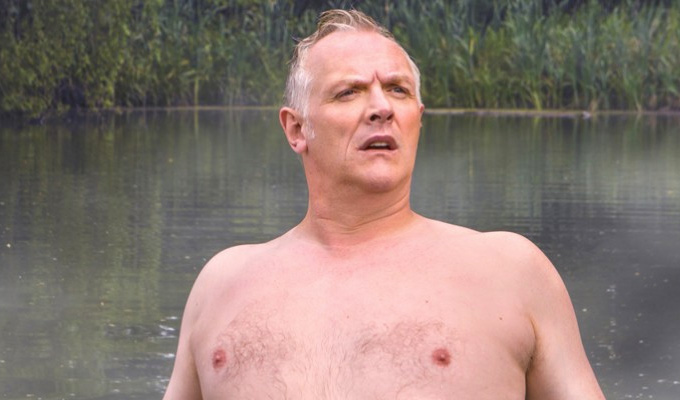 Netflix confirms release of Greg Davies's special | Watch a trailer for You Magnificent Beast