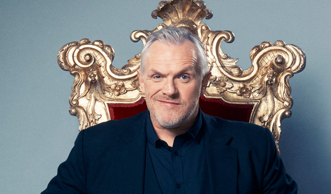 'The sense of injustice is wonderful' | Greg Davies on returning to Taskmaster