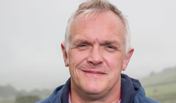 Greg Davies is descended from royalty | Revelation on Who Do You Think You Are?