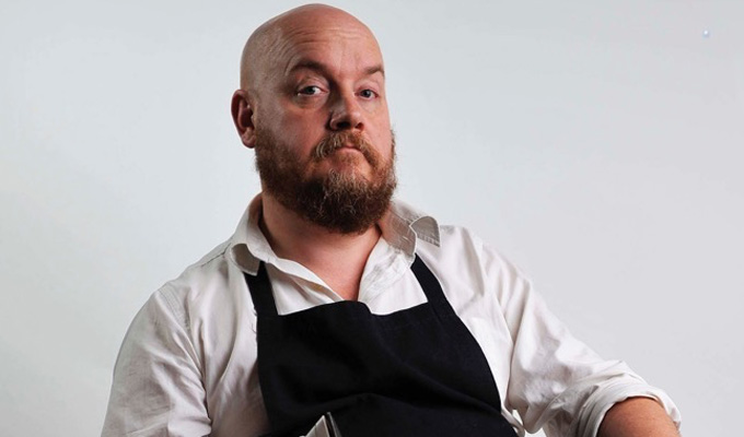 An appetite for comedy... | George Egg chooses his food-based Perfect Playlist