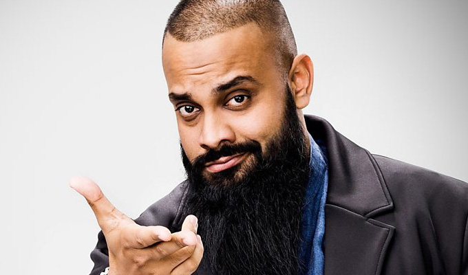Guz Khan becomes a real road man | Comic lands role in new Sky driving thriller