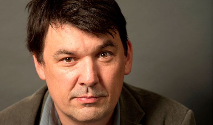 Bafta double for Graham Linehan | Nominated for IT Crowd and Count Arthur