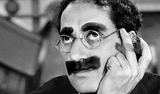 Happy birthday, Groucho! | Today's best comedy on demand