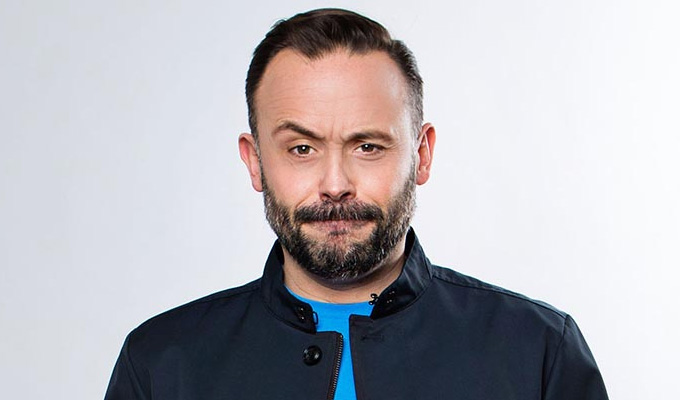 Of course I like his spiky take on liberal certainty... | Geoff Norcott picks his comedy favourites