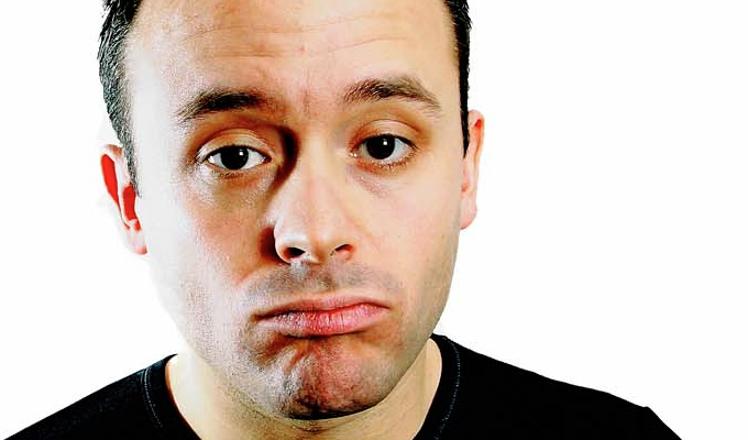 Confessions of a right-wing comic | There are more of us than you'd think, says Geoff Norcott