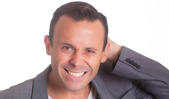 Geoff Norcott to appear on Question Time | Tory comedian makes his debut
