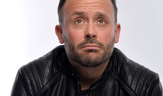 Are pro-Brexit comedians scared to speak out? | 'Out' voter Geoff Norcott thinks so....