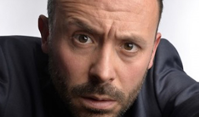 'I'm sure my comedy's the talk of Kandahar' | Geoff Norcott on his Unforgettable Five gigs