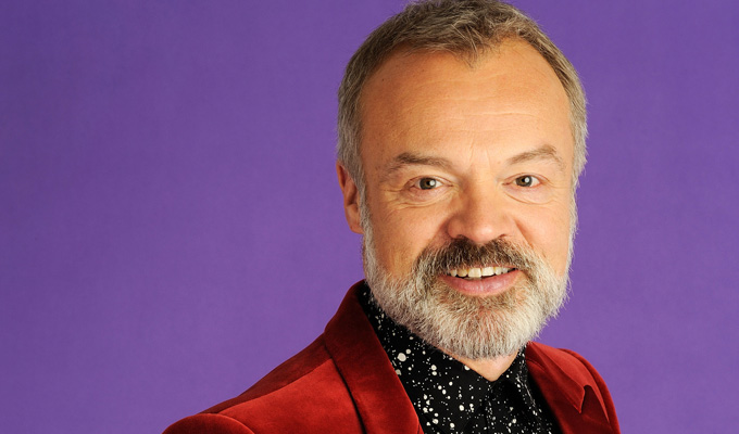 New novel for Graham Norton | The 'foreboding' A Keeper to be published in October