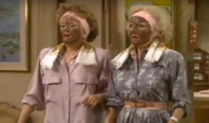 Golden Girls 'blackface' episode dropped | 1988 show removed from Hulu