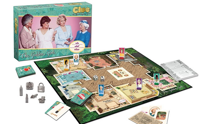 Cluedo gets a Golden Girls makeover | Sitcom immortalised as a board game