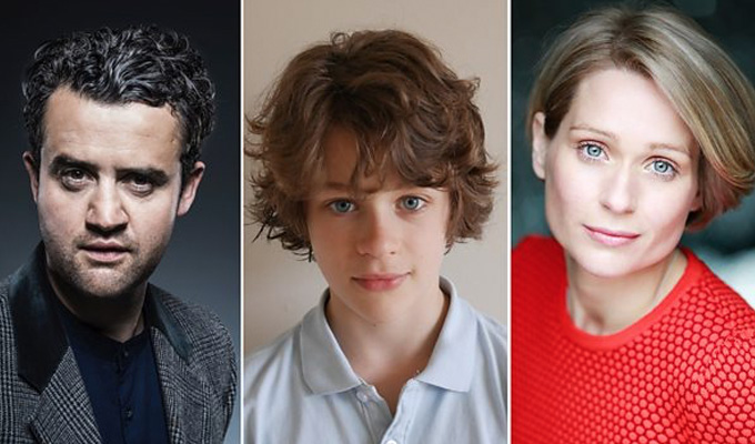 More cast announced for Good Omens | Meet the Youngs...