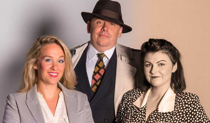 Goodnight Sweetheart: The Musical | Review by Steve Bennett at the Brookside Theatre, Romford