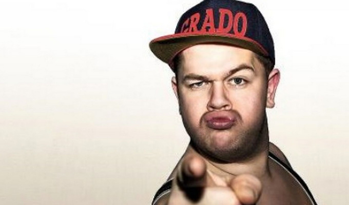 Grado Live: It's Masel' | Glasgow comedy festival review by Jay Richardson