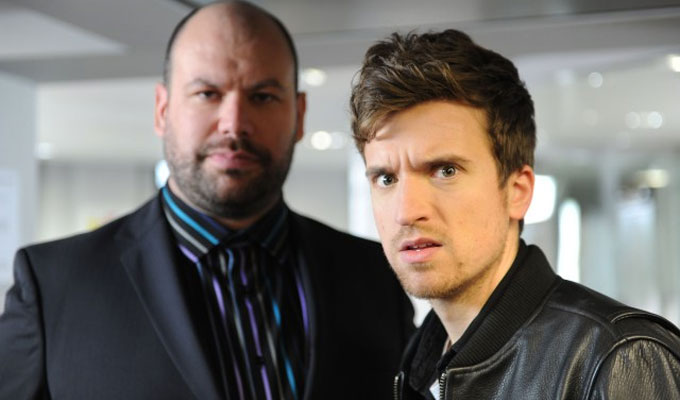 Ricky Gervais inspired me to take risks... | Radio 1's Greg James chooses his Perfect Playlist