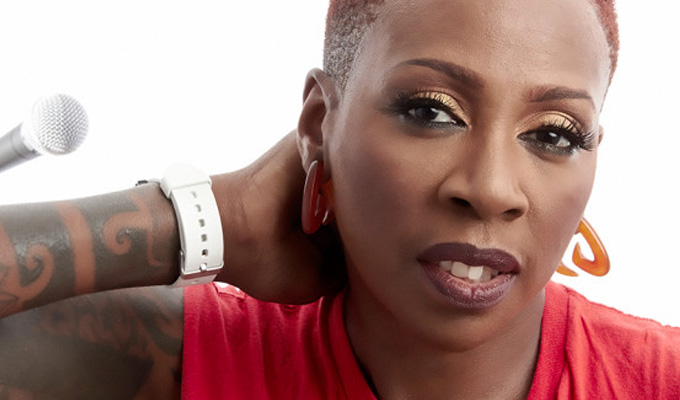'I fear my jokes could get me deported' | Gina Yashere on comedy in the era of Trump