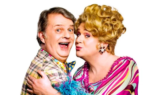 Paul Merton makes his West End musical debut | Opposite Michael Ball in Hairspray