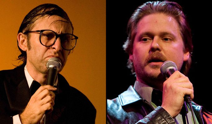 Tim Heidecker and Neil Hamburger | Gig review by Steve Bennett at Soho Theatre