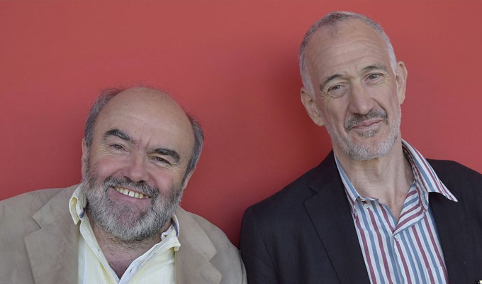 'There's no time to agonise' | Interview with Power Monkeys writers Andy Hamilton and Guy Jenkin