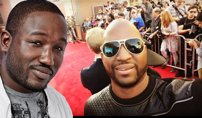 Hannibal Buress sends a lookalike to the Spiderman premiere | ...and dupes everyone