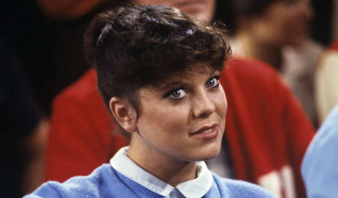 Happy Days star found dead at 56 | Erin Moran played Joanie